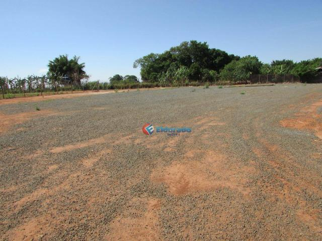 Terreno para alugar, 4000 m² por R$ 1/mês - Sitio Santana - Sumaré/SP - Foto 3