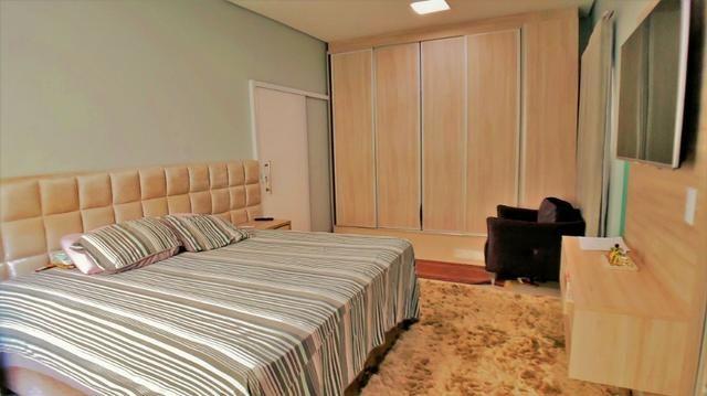 Sobrado 4 Suítes + Escritório, 319 m² c/ armários e lazer na 307 Sul - Foto 14