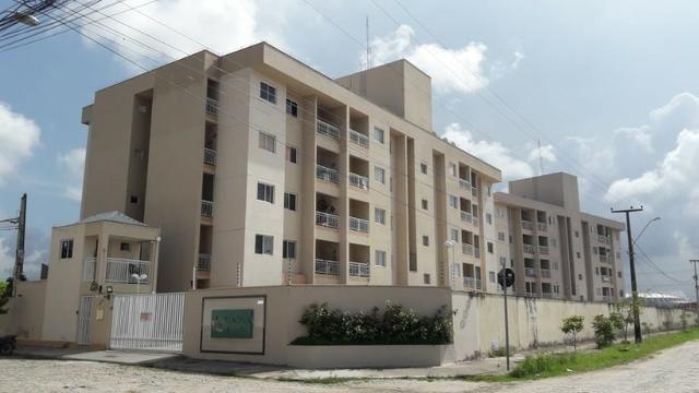 Apartamento 61m² com 3 quartos e 2 vagas Cajazeiras