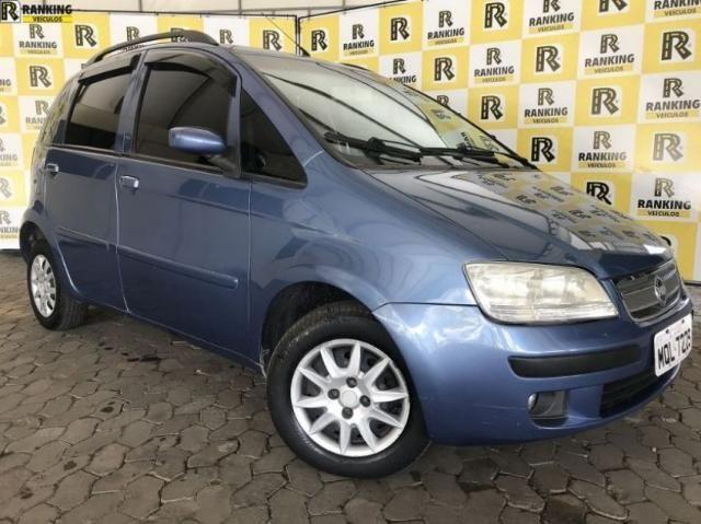 Fiat Idea ELX 1.4 Flex 4P