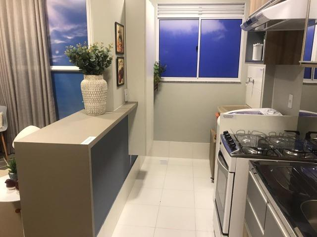 WC - Lançamento da Morar Construtora Apartamento Cond. Fechado com elevador - ES - Foto 16