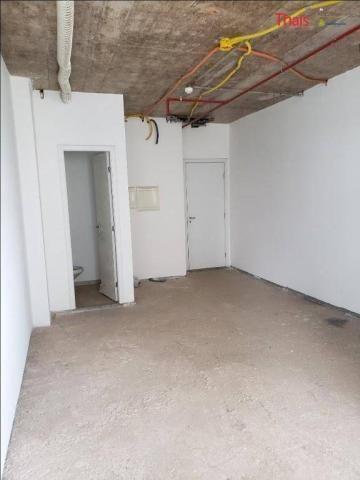 Sala com 01 banheiro no edifício led à venda, areal - águas claras/df