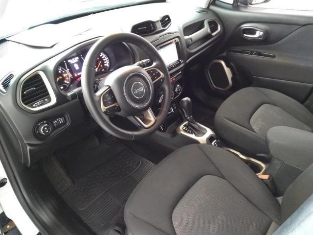 Renegade Sport 2.0 Diesel - Muito Conservado - Foto 8