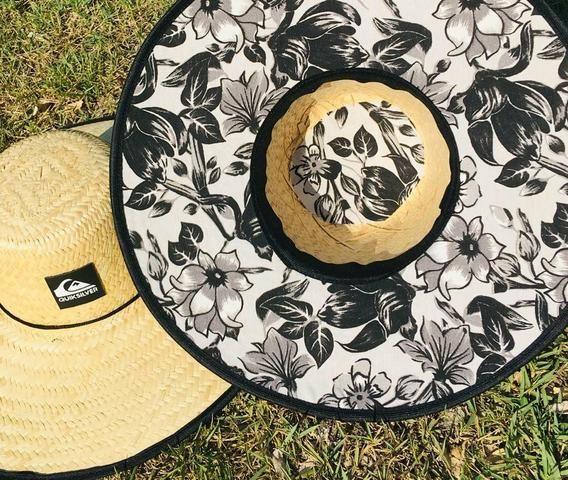 Chapéu de Palha QuikSilver Verão 2019 Atacado e Varejo - Bijouterias ... ddca6920e02
