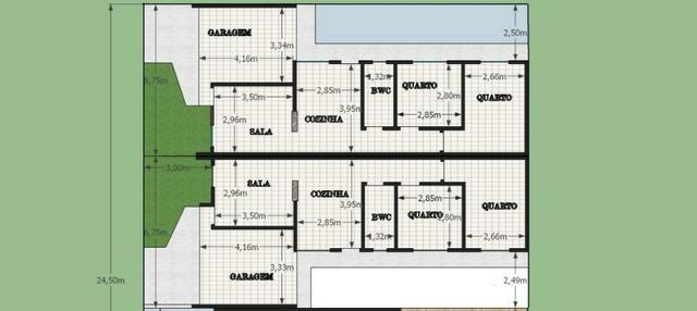 Casa em Terra Roxa, 2 quartos - Foto 6