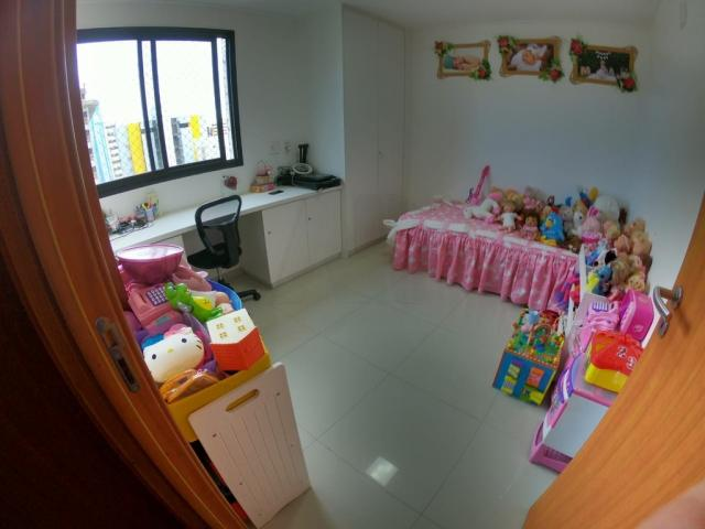 Apartamento à venda com 3 dormitórios em Ponta verde, Maceió cod:268 - Foto 13