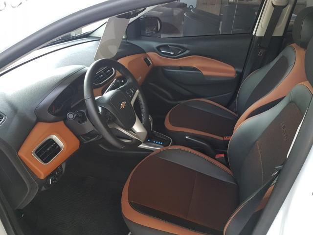 Gm - Chevrolet Onix 1.4 Active,Automático,unico dono,com 8.000 km na garantia de fabrica - Foto 19