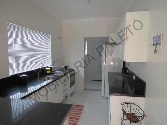 REF 2567 Sobrado 3 dormitórios, frente a área verde do condomínio, Imobiliária Paletó - Foto 2