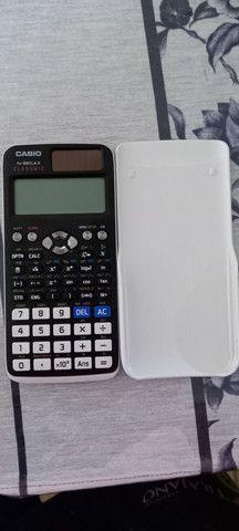 Calculadora casio fx-991LAX