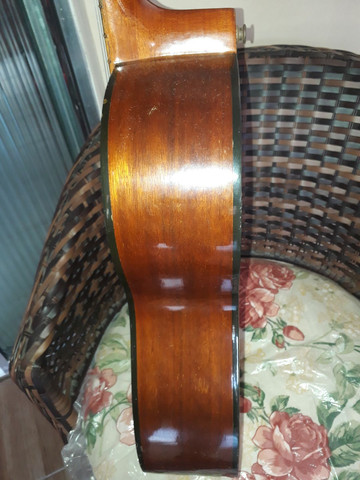Vende-se este violão 250reais  - Foto 3