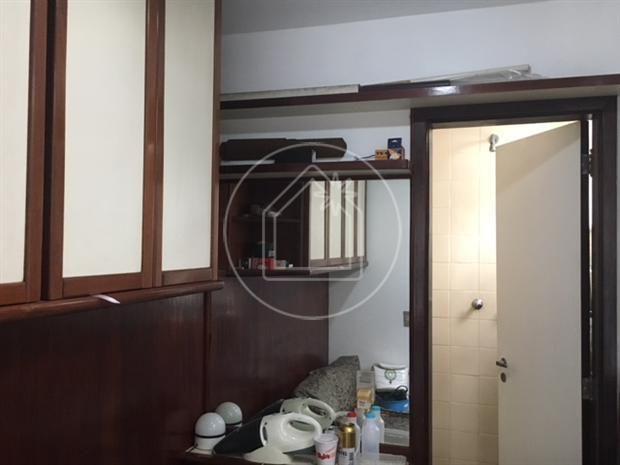 Apartamento à venda com 3 dormitórios em Humaitá, Rio de janeiro cod:825855 - Foto 19
