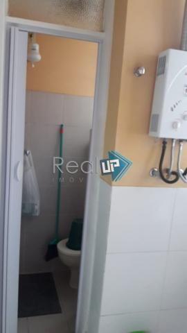 Apartamento à venda com 3 dormitórios em Laranjeiras, Rio de janeiro cod:23466 - Foto 16