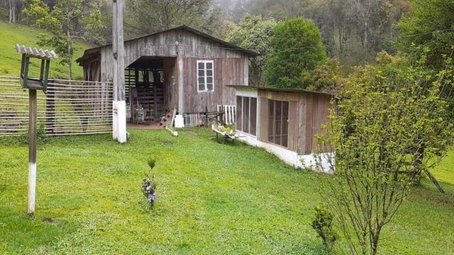 Sitio à venda, 40.500,00M² por R$400.000,00 - RIO DO SALTO - RIO NEGRINHO/SC