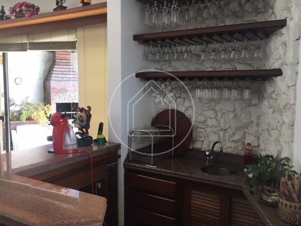 Apartamento à venda com 3 dormitórios em Humaitá, Rio de janeiro cod:825855 - Foto 7