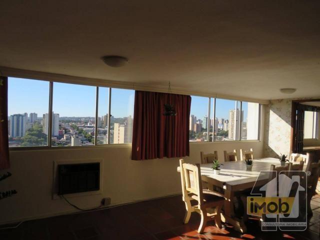 Apartamento com 4 dormitórios à venda, 336 m² por R$ 800.000,00 - Edifício Banestado - Foz - Foto 5