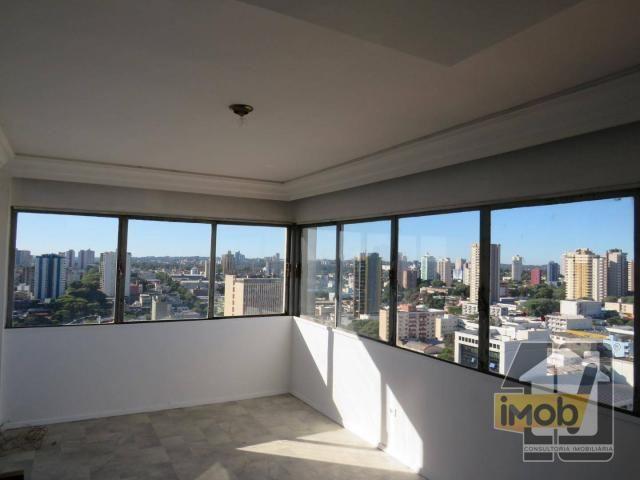 Apartamento com 4 dormitórios à venda, 336 m² por R$ 800.000,00 - Edifício Banestado - Foz - Foto 11