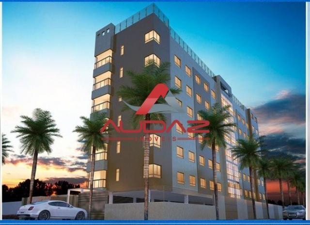 Apartamento à venda com 1 dormitórios em Ponta de campina, Cabedelo cod:1500