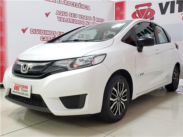 Honda Fit 1.5 dx 16v flex 4p automático - Foto 4