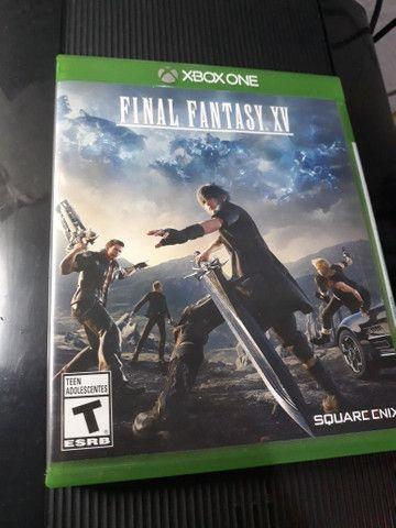 Final fantasy Xbox one