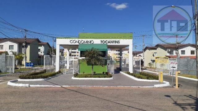 Apartamento com 3 dormitórios à venda, 60 m² por R$ 160.000 - total vile- Nova Marabá - Ma