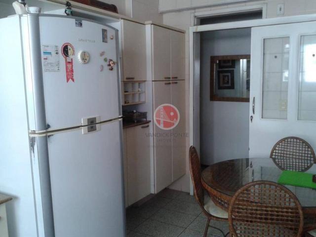 Apartamento com 3 dormitórios à venda, 150 m² por R$ 580.000,00 - Meireles - Fortaleza/CE - Foto 2
