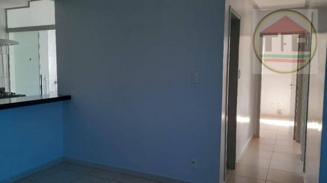 Apartamento com 3 dormitórios à venda, 60 m² por R$ 160.000 - total vile- Nova Marabá - Ma - Foto 11