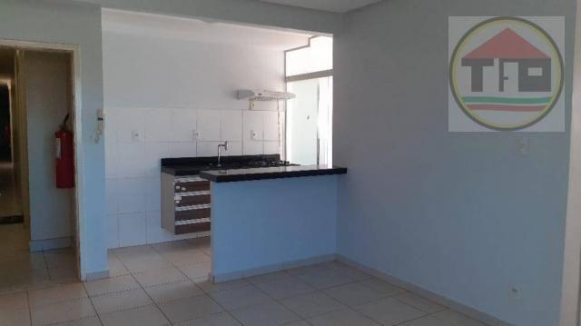 Apartamento com 3 dormitórios à venda, 60 m² por R$ 160.000 - total vile- Nova Marabá - Ma - Foto 19