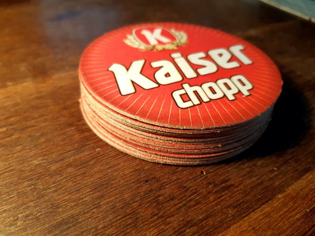 Kit Porta-copos Kaiser - Foto 2