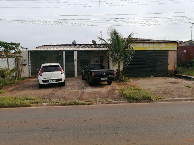 Vendo excelente Casa na Q404 - Recanto das Emas