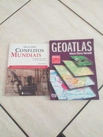 Atlas - Geoatlas e Atlas dos Conflitos Mundiais