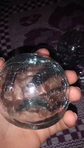 Bolinhas de vidro - Foto 6