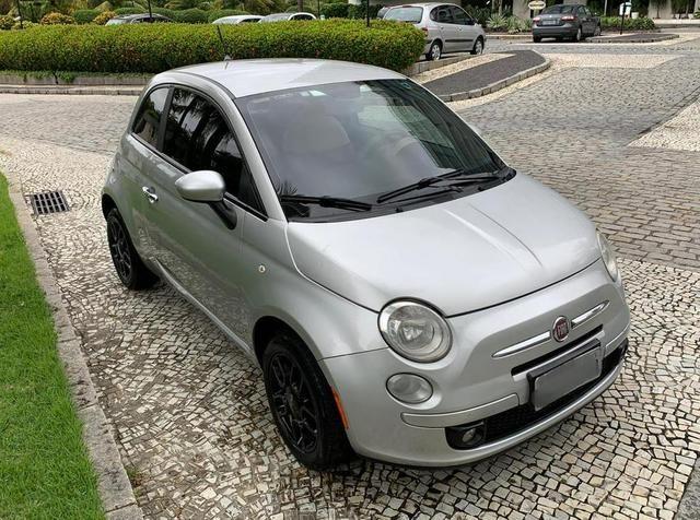 Fiat 500 cult 1.4 flex 2012 mecânico 2020 pago oportunidade - Foto 2