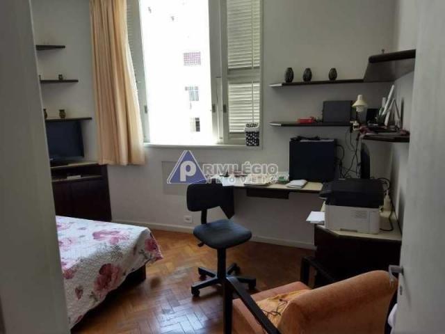 Apartamento à venda, 4 quartos, 2 vagas, Laranjeiras - RIO DE JANEIRO/RJ - Foto 13