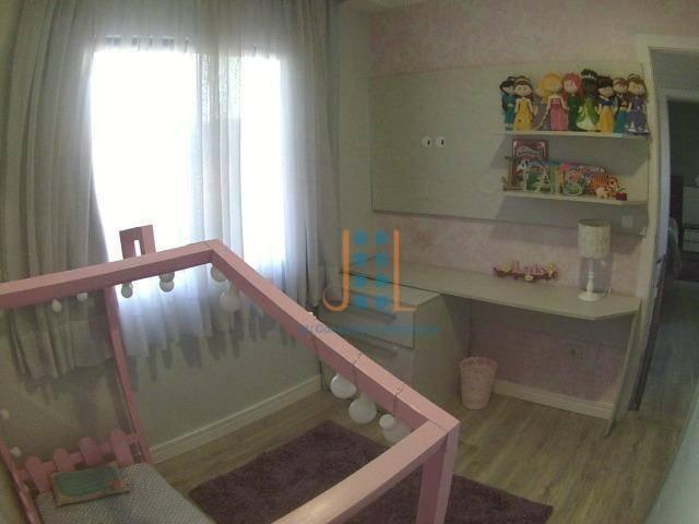 Sobrado em condomínio três quartos sendo uma suíte no Pinheirinho - Foto 13