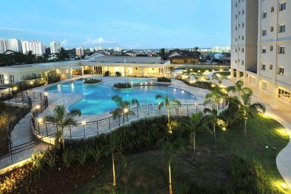 Apartamento com 3 dormitórios para alugar, 194 m² por R$ 4.500,00 mês - Jardim Aquarius -  - Foto 17