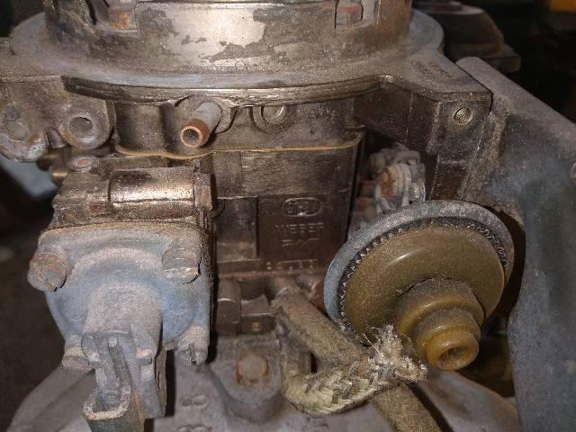 Carburador tldZ a álcool com coletor - Foto 2