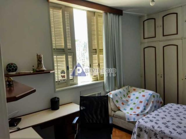 Apartamento à venda, 4 quartos, 2 vagas, Laranjeiras - RIO DE JANEIRO/RJ - Foto 18
