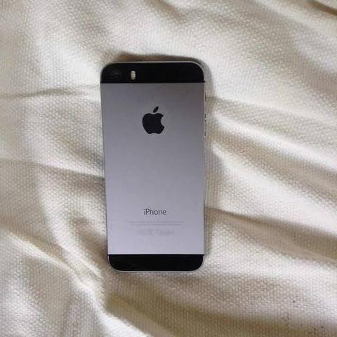 Troco por xiaomi iPhone 5s cinza espacial impecável sem detalhes bateria nova 1 chip - Foto 3