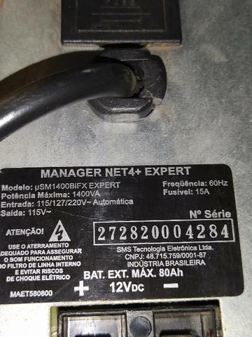 Nobreak SMS Net4+ 1400VA - Foto 3