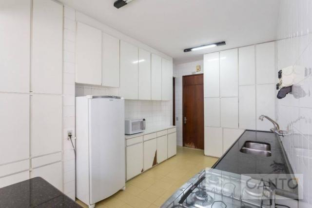 Apartamento com 4 dormitórios (1 suíte) à venda no Alto da XV, 289 m² por R$ 779.000 - Cur - Foto 18