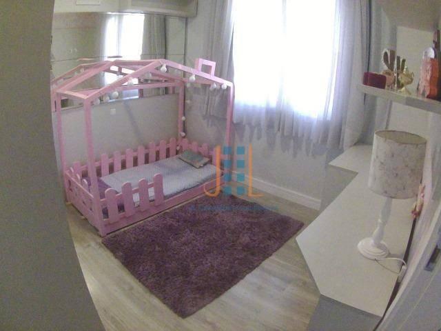 Sobrado em condomínio três quartos sendo uma suíte no Pinheirinho - Foto 17
