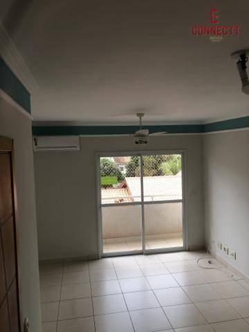 Apartamento com 2 dormitórios para alugar, 73 m² por R$ 1.300/mês - Jardim Botânico - Ribe - Foto 4