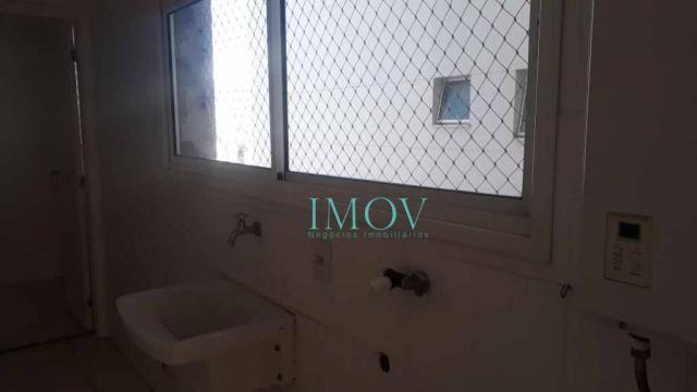 Apartamento com 3 dormitórios para alugar, 194 m² por R$ 4.500,00 mês - Jardim Aquarius -  - Foto 13