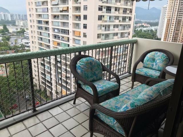 Alugo apartamento Barra da Tijuca - Foto 7