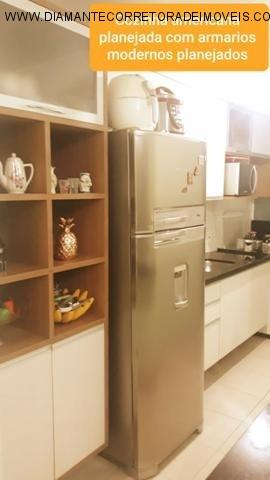 Apartamento à venda com 3 dormitórios em Colina de laranjeiras, Serra cod:AP00197 - Foto 14