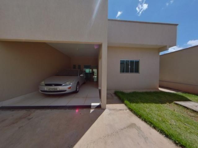 Casa para alugar com 3 dormitórios em Jardim bela morada, Aparecida de goiânia cod:33889