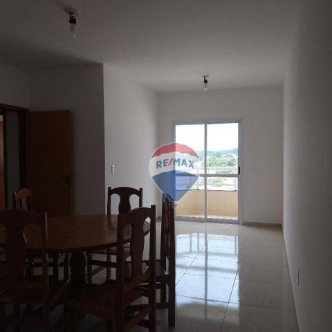 Apartamento com 3 dormitórios para alugar, 77 m² por R$ 1.850,00/mês - Jardim dos Calegari - Foto 6
