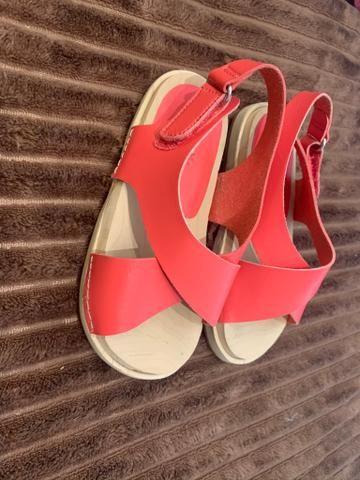 Lote De Roupas E Sapatos Menina De 3/4 Anos Mais De 30 Peça - Foto 3