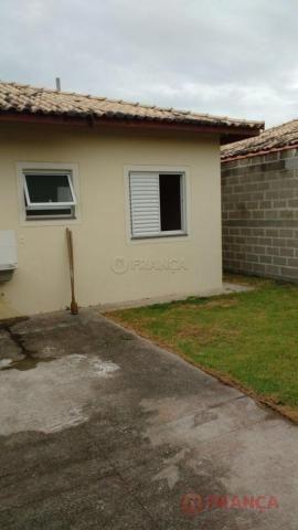 Casa de condomínio para alugar com 2 dormitórios em Jardim marcondes, Jacarei cod:L6006 - Foto 2