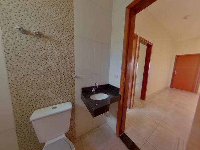 Casa para alugar com 3 dormitórios em Jardim bela morada, Aparecida de goiânia cod:33889 - Foto 9